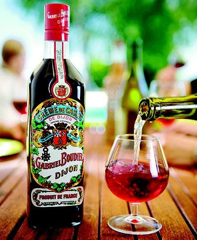 liqueur artisanale maison Gabriel Boudier