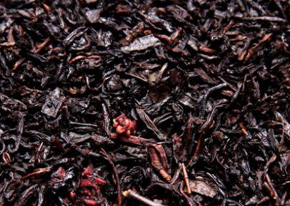 thé aux 4 fruits rouges
