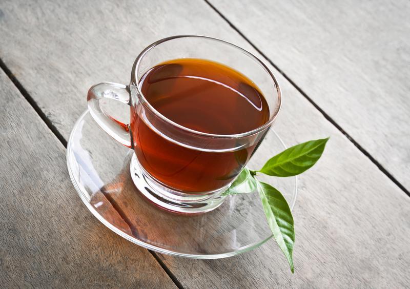 thé détoxifiant